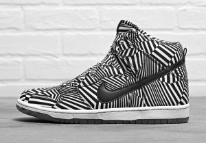 Nike Dunk High SB PRM Dazzle 313171-103