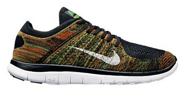 Nike Flyknit Free 4.0 Multicolor Preorder