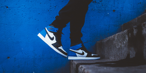 Fragment x Air Jordan Retro 1