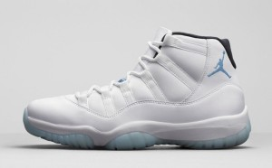 Air Jordan Retro 11 Raffel Tickets
