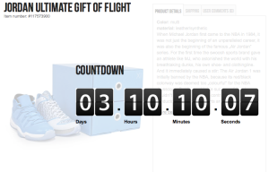 Jordan Ultimate Gift Of Flight GoF Pantone Restock