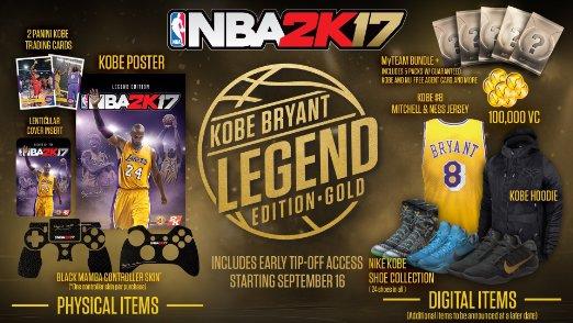 NBA 2K17 Loves Sneakerheads