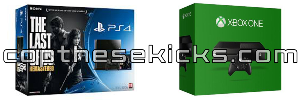 Black Friday PS4 and Xbox Deals