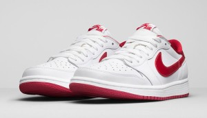 Air Jordan Retro 1 OG Low Varsity Red 705329-101