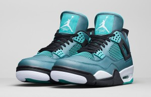 Jordan Retro 4 Teal 705331-330 Early Links