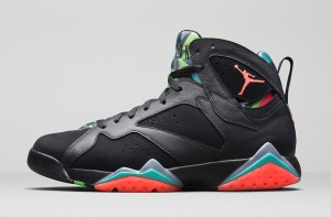 Jordan Retro 7 Marvin The Martian