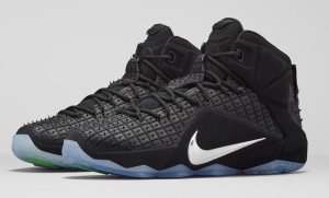 LeBron 12 EXT Rubber City