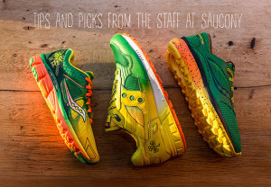 Saucony Seeking Boston Marathon Collection Pack