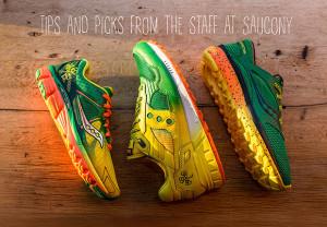 Saucony Seeking Boston Marathon Collection Pack