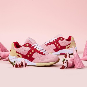 Saucony G9 Shadow 6 Scoops Vanilla Strawberry