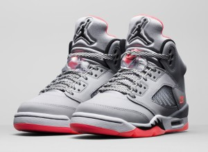 Jordan Retro 5 Hot Lava