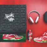 Nike LeBron 12 Sprite LeBrons Mix