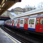 "London Underground ""Tube"" Train"