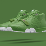 Fragment x Nike Court Air Trainer 1 Wimbledon Chlorophyl