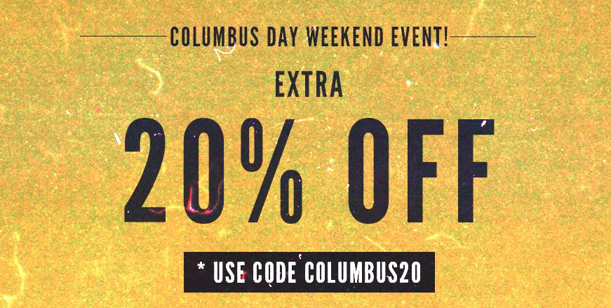 20% Off Coupons
