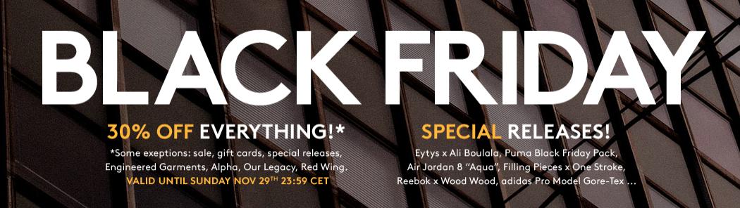 Black Friday Deals on Kicks