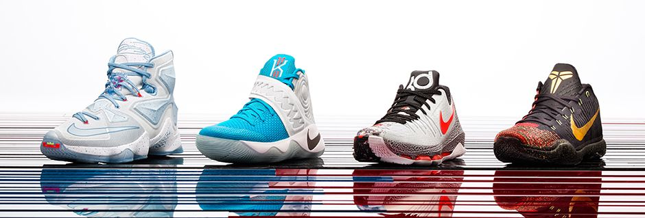 2015 Nike Basketball Christmas Collection & 12/26 Releases