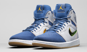 Jordan Retro 1 Dunk From Above
