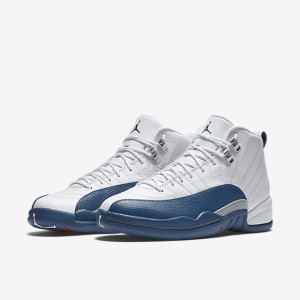 Air Jordan Retro 12 French Blue style 130690-113