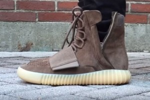 Brown Yeezy 750