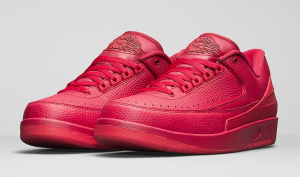 Retro 2 Low Gym Red