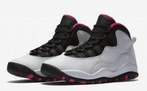 Jordan Retro 10 Pink 487211-008