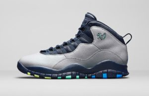 Jordan Retro 10 City Pack Rio 310805-019