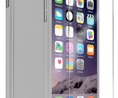 iPhone 6/6s Plus Full Body Case with Tempered Glass Protector – $1.99 w/Free Shipping