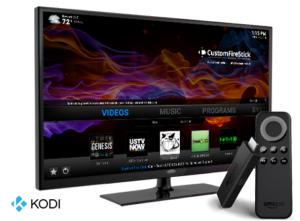 Kodi and Amazon Fire TV Stick