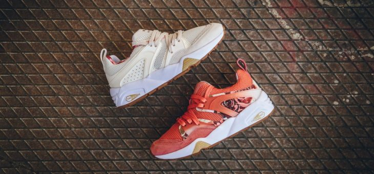 Puma Careaux x Puma Blaze Of Glory – GO!