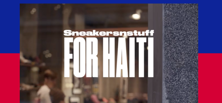 SNS For Haiti – Yeezy Auction
