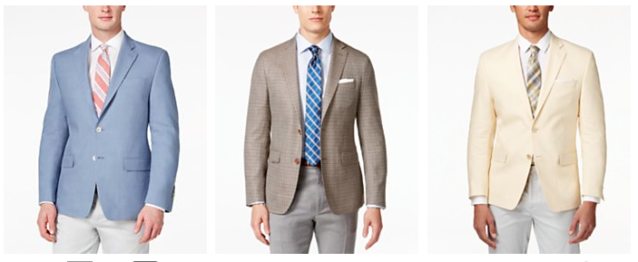 LAST CHANCE – Ralph Lauren Blazers and Suits from just $35 originally $400