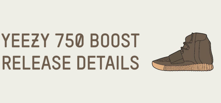 "The Yeezy 750 ""Chocolate"" Raffles Are Starting"