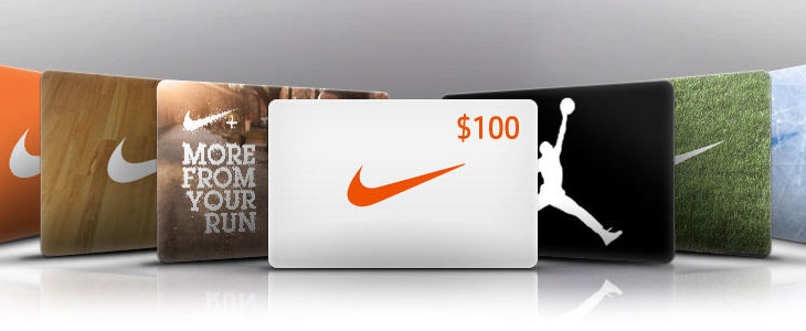 Up to 12% Off Adidas and Nike Gift Cards