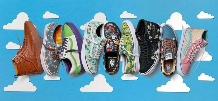Vans x Toy Story Release Links