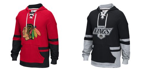 50% off NHL Pullover Sweaters