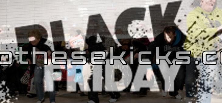 2016 Black Friday Sneaker Deals