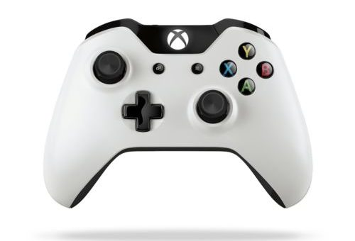 #STEAL – OFFICIAL White Xbox One Controller – $35 with FREE SHIPPING