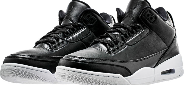 Jordan Retro 3 Cyber Monday on sale for $139 with Free Shipping