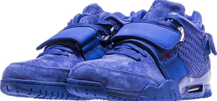 Nike Air V. Cruz Blue on sale for $111 with Free Shipping