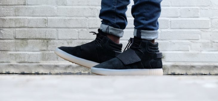 Adidas Tubular Invader Strap on sale for $56