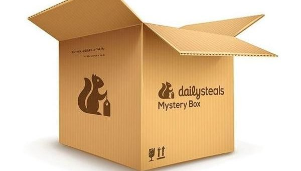 FREE Mystery Box – Sure, why not?