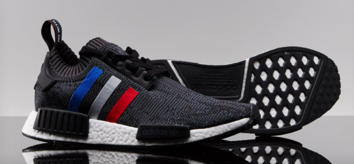 Christmas Day Tri Color NMD Release