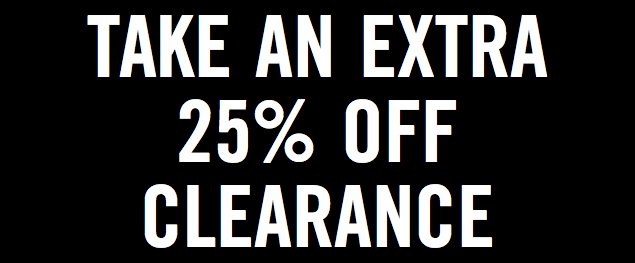 Extra 25% Off Nike Year End Sale