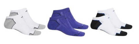 2 Pack Adidas ClimaCool® II No-Show Socks for Under $5 (retail $12)