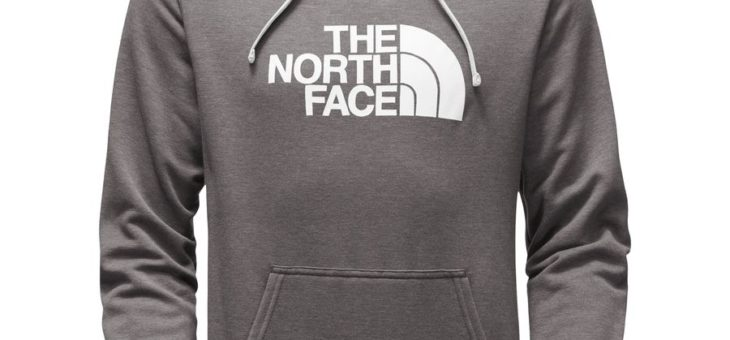 North Face Half Dome Pullover Hoodie on sale for $36