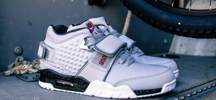 Nike Air Trainer V. Cruz Wolf Grey on sale for $56