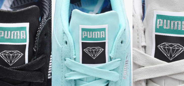 Puma x Diamond Supply Co. Release Links