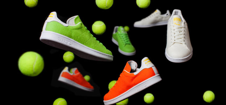 Pharrell Williams x Adidas Stan Smith Tennis Ball Pack is only $53.40 (retail $120)