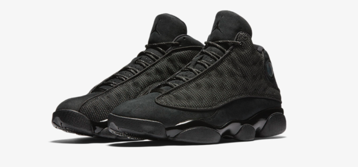 Jordan Retro 13 Black Cat UNDER RETAIL + FREE SHIPPING